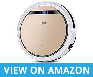 ILIFE V5s Pro Robotic Vacuum Cleaner - Best Under $200