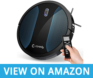 5 - Coredy R500+ Robot Vacuum Cleaner Review - SmartHousesTech