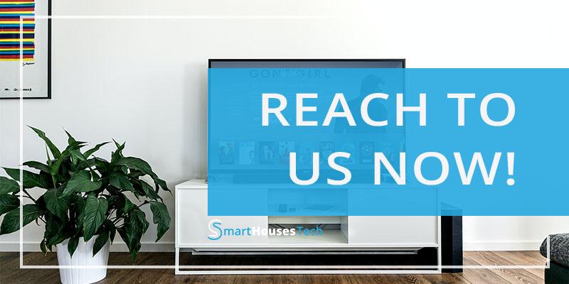 Smart Houses Tech - Contact us