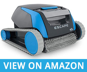 Dolphin Escape - BEST ABOVE GROUND POOL VACUUM FOR ALGAE