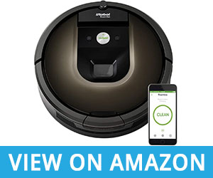 iRobot Roomba 980 - best roomba for long hair