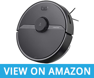 2 - Roborock S6 Pure Robot Vacuum and Mop with Multi-Floor Mapping