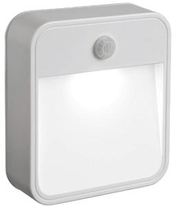 Battery Powered Motion Sensing White LED - led key light