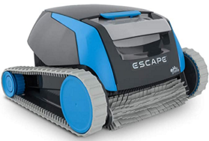dolphin escape robotic above ground pool cleaner - above ground pool vacuum cleaner