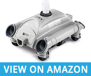 Intex above ground pool vacuum robot review