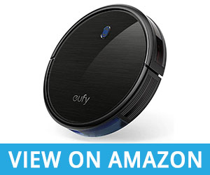EUFY RoboVac  - Best Robot Vacuum For Long Hairs