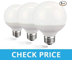 Decorative Globe Vanity Light Bulbs - lighting for bathroom