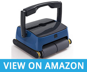 AHELT-J Portable best above ground robotic pool cleaner