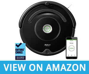 iRobot Roomba 675 - Best Robot Vacuum For Long Hairs