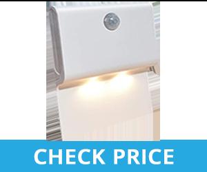 PHICOOL Wireless Motion Sensor Night Light - light for front door key