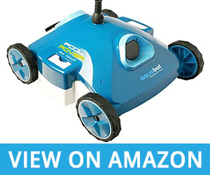 Aquabot Rover - POOL VACUUM FOR ALGAE REVIEW