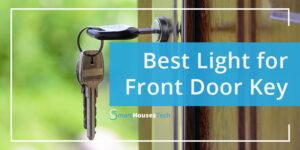 light for front door key - SmartHousesTech