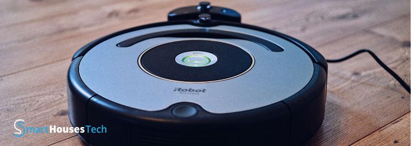 Best Robot Vacuum under 200 - best robot vacuum for large house -SmartHousestech