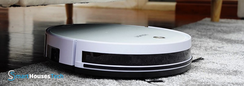 Smart Robot Vacuum For Pet hairs and Long Hair - SmartHousesTech