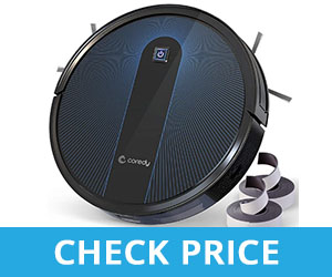 Coredy R650 1600pa Robot Vacuum Cleaner - best deal on robotic vacuum - cheap robotic vacuum