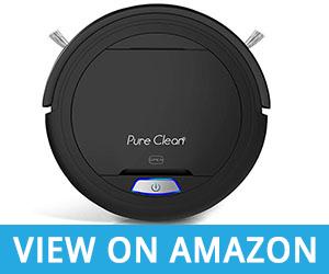PureClean Automatic Robot Vacuum Cleaner - PUCRC26B - best value robot vacuum