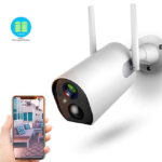 Zeetopin Security Camera Review - SmartHousesTech
