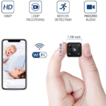 FREDI Hidden Mini Camera Review - SmartHousesTech