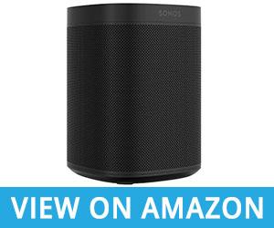 Sonos One Smart Speaker - best google smart speaker