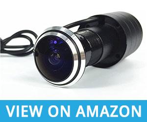 SHRXY Spy Door Eye CCTV Peephole Camera