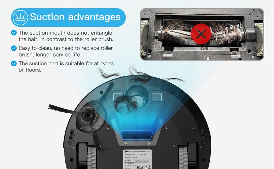 Lefant Robot Vacuum Cleaner Design Review