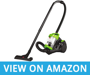 Bissell Zing Bagless Canister Vacuum Review