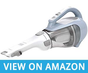 DECKER  Cordless Handheld Vacuum review
