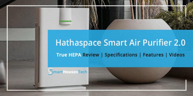 Hathaspace Smart True HEPA Air Purifier 2.0 Review