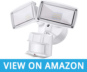 3 - Amico Outdoor LED Security Light 2800LM – Review