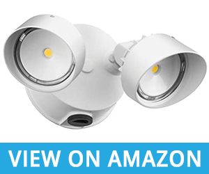 4 - Lithonia Under Eave Motion Sensor LED Light Review