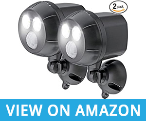 5 - Mr. Beams MB392, 4000 Lumen Version, Weatherproof Wireless Battery Powered LED