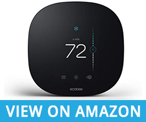 4 - ECOBEE3 Lite Smart Alexa Compatible Thermostat Review