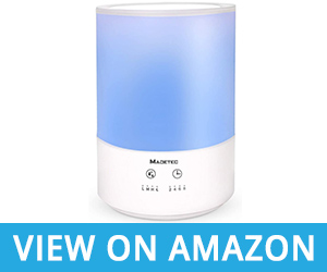 MADETEC Top Fill Ultrasonic Cool Mist Humidifier Review