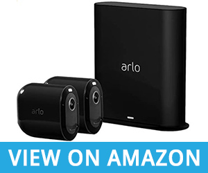 Arlo Pro 3 Spotlight Camera Security System Kit Review