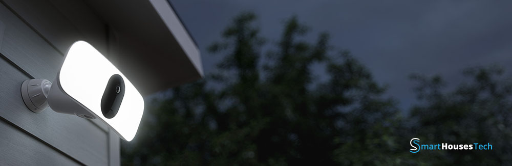Arlo Pro 3 Outdoor Floodlight Camera Design Review
