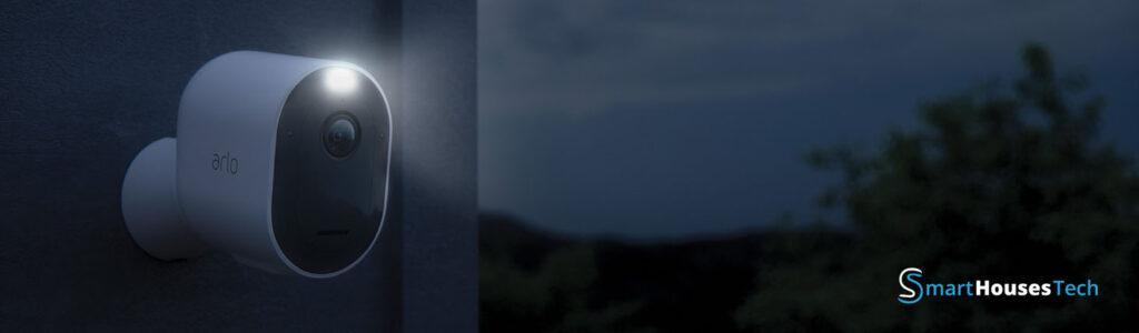 Arlo Pro 3 Spotlight Camera Design Review