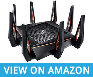 2 - ASUS ROG Rapture WiFi 6 – Tri-Band Router (GT-AX11000)