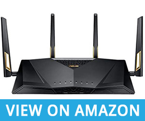 3 - ASUS AX6000 WiFi 6 (RT-AX88U) – Dual Band Wireless Router