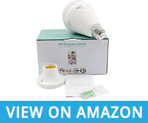 3 - Winkasing 1080P Wireless IP Panoramic Camera Bulb