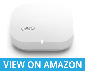 4 - Amazon eero Pro mesh WiFi router For Smart Homes