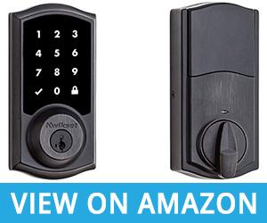 5 - Kwikset Traditional Smart Touchscreen Deadbolt Door Lock