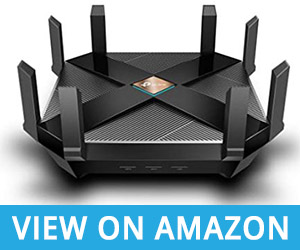 6 - TP-Link AX6000 WiFi 6 Router (Archer AX6000)