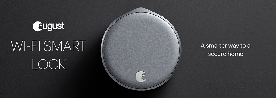 August Wi-Fi 4th Generation Smart Lock Review
