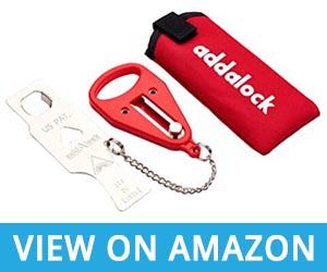 4. Addalock – The Original Portable Door Lock