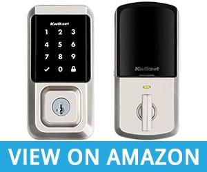 Kwikset 99390-001 Halo Wi-Fi Smart Lock