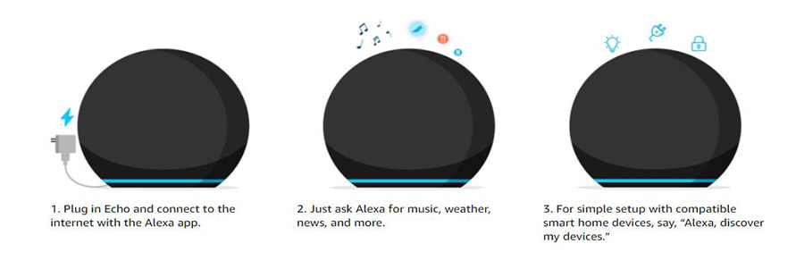 Echo (4th Gen) - How to set it up