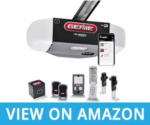 Genie Connect Model 7155-TKV Strong Belt Drive Garage Door Opener