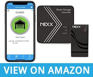 Nexx NXG-200 – Remotely Control Existing Garage Door Opener