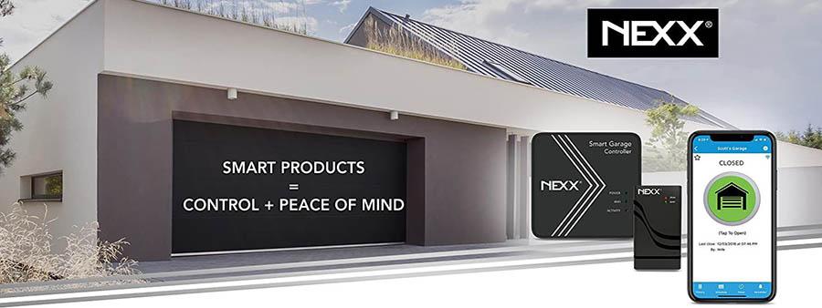 Nexx NXG-200 Remotely Control Existing Garage Door Opener