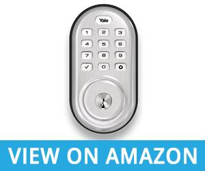 Yale Assure Lock Smart Keypad Deadbolt With Z-Wave